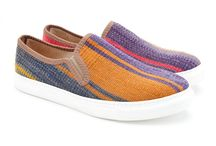 shoes kilim