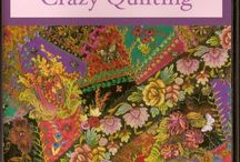 QUILTS Crazy Quilting