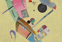 Vasily Kandinsky.