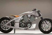 Custom Victory Motorcycles