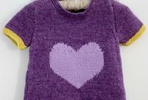 örgü bebek elbiseleri& knit baby dress / kız bebek elbiseleri modelleri