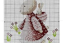Cross Stitch for Kids / by Joan Moore