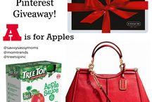 Apples / by Angel Wilde