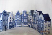 Delft Blue Stuff