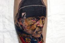 INKEDBRAINCOLLECTIVE / Tattoowork tattooflash lifephoto