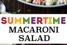 Makkaroni Salate