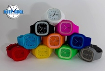 """Smooth Series / Customize your Smooth, LED Illuminated Analog Watch. Select Band and Face Color. This allows you to create your own style. Made of durable safety plastic.  All watches are water resistant and have Japan MOVT for extended battery life.  *All Keep Cool Brand watches are Unisex*      DIAL: 1.5"""" x 1.5""""     BANDS: short = 2.5"""" long = 4"""""""
