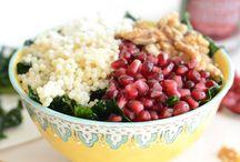 FOOD-Salade