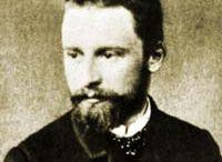 Paul Sérusier / Paul Sérusier (Parigi, 9 novembre 1864 – Morlaix, 7 ottobre 1927) pittore francese post-impressionista, associato al movimento dei Nabis.