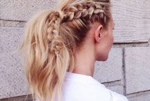 Hairstyles / Hairstyles ideas I love!
