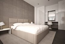 hotel rooms- project inspirations- greys