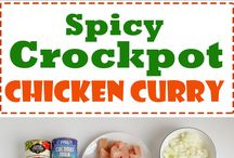 Curry & Rice recipes