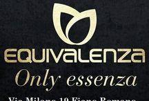 Equivalenza - Feronia / Equivalenza nasce con la missione di soddisfare le esigenze dei consumatori nel settore della profumeria.