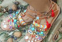 innovative greek sandals