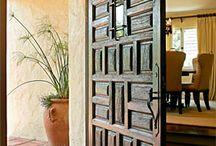 puertas campestres