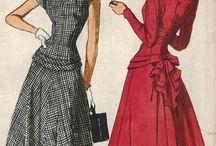 šaty 1940