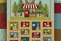 Pet Rescue- Fabric Collection