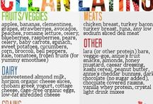 Clean Eating / by Tracy Kersey
