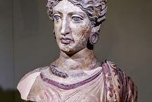 Etruscan Faces