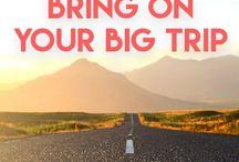 Roadtrips!!!