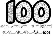 100e jour d'école