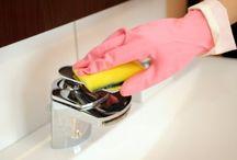 limpieza con bicarbonato