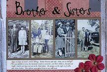 heritage scrapbook / by Linda Goodwin