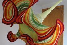 HAKEN KUNST - Hyperbolic Crochet