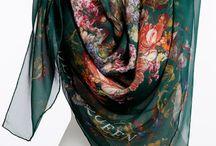 Scarves / Colour & Style