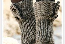 Knitting / Sokken