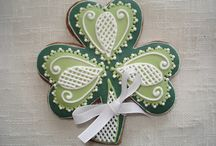 Decorated Cookies ~ St. Patrick's Day