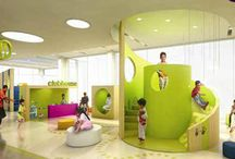 Desain interior : children hospital