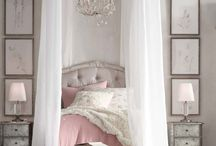 Girl Room Inspiration / Girl bedroom inspiration for the home
