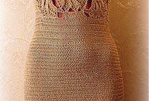 Vestido de crochê ll