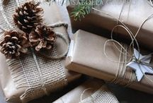 Gift wrapping ideas for X-mas