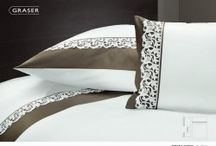 Beddings by Graser / Finest beddings by Graser and elegante, Germany