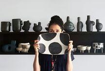 sculptural ceramics