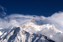 Annapurna / it's the most dangerous of the14 eight-thousander mountains. From the moment you set foot outside the base camp you are scared, thinking about where the avalanche is going to come from. It's the type of mountain that you climb once in your life, and never again