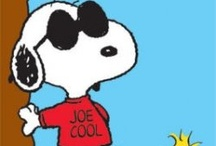 Charlie Brown and Snoopy / Always been a huge fan