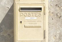 Mail / by Andrea Paulin