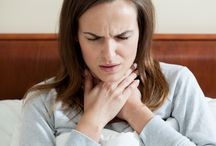 Strep Throat / Strep throat is a bacterial infection that causes inflammation and pain in the throat.