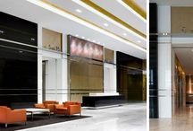 Office / architecture interiors corporate office workplace design