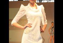 Desperado London dress on Poznan fair 2010 / #DesperadoLondon #Fashion #bestdresses