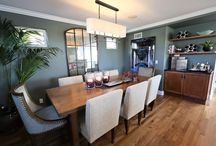 Interiors: Kitchen & Dining / Kitchen Spaces and Dining Room Inspiration