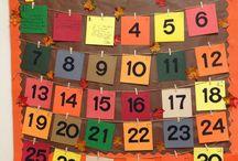 November Kindergarten