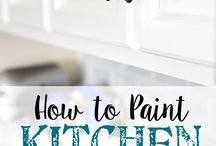 Paint Projects / Paint projects, painting tips, chalk paint, spray paint, painted furniture