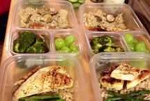 Meal Prep / by Jessica Goodman