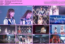 Theater, 1080P, 2017, BDRip, HKT48, 春の関東ツアー