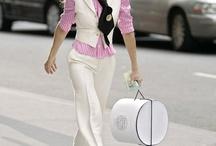 Menswear Inspired Looks