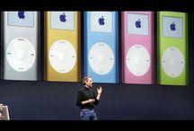 Steve Jobs in Macworld keynote videos / Steve Jobs made his biggest keynote announcements for Apple at Macworld. Watch them all!